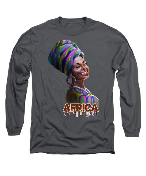 A Bright Smile For All Long Sleeve T-Shirt