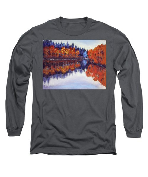 A Brisk Morning Long Sleeve T-Shirt