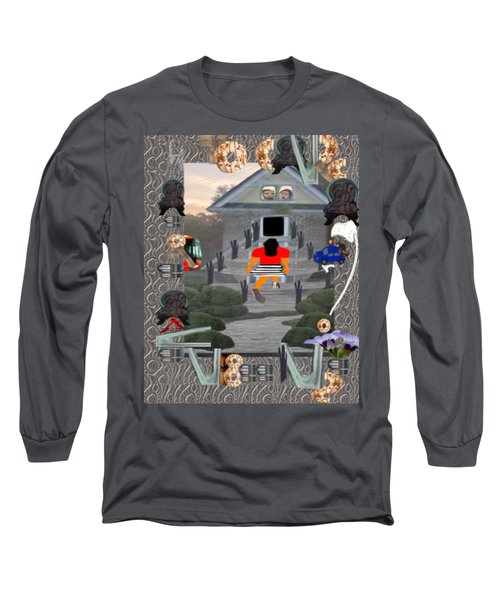 A Buses Long Sleeve T-Shirt