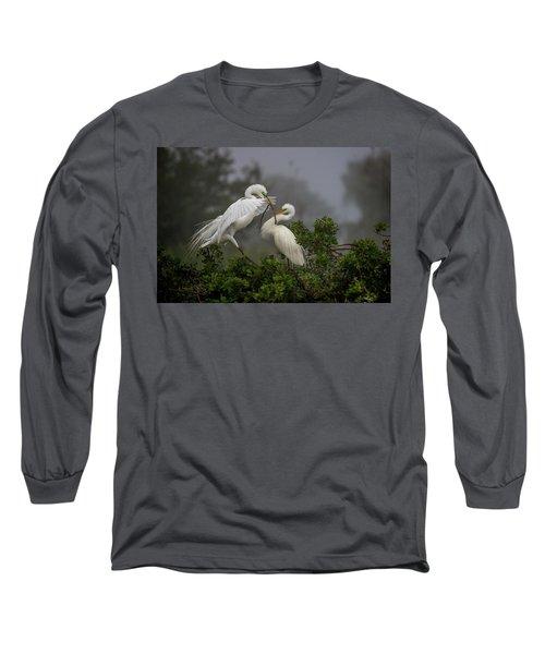 A Couple Of Birds Long Sleeve T-Shirt