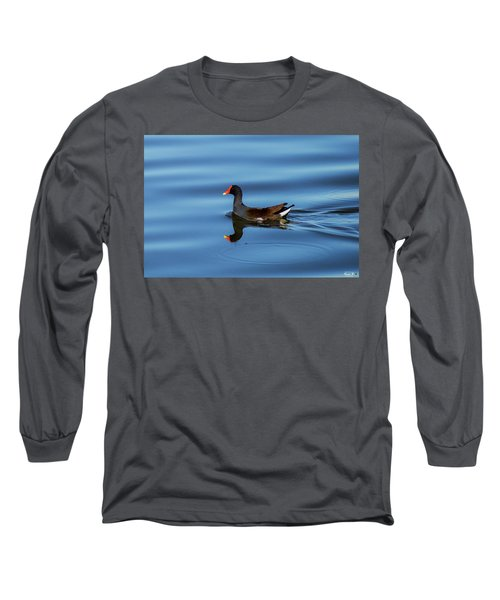 A Day For Reflection Long Sleeve T-Shirt