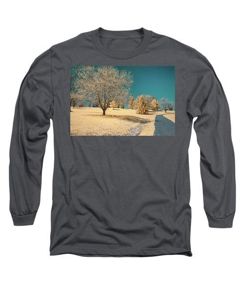 A Mustard World Long Sleeve T-Shirt