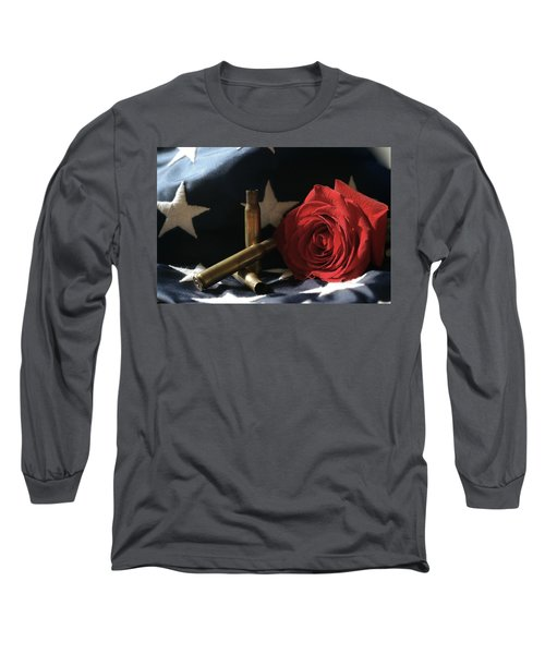 A Patriots Passing Long Sleeve T-Shirt