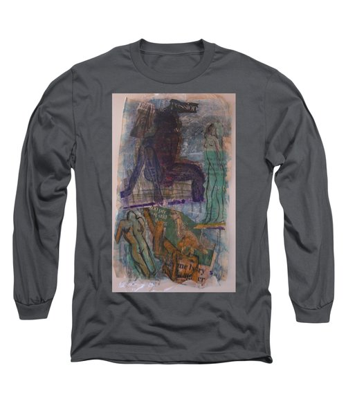 A Pawn On Life's Board Long Sleeve T-Shirt
