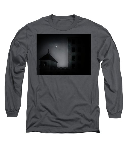 A Peak Through The Dark Long Sleeve T-Shirt