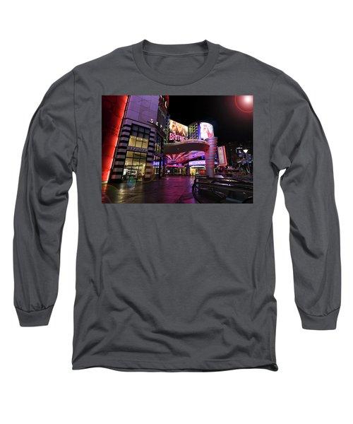 A Planet Hollywood Las Vegas Resort And Casino Long Sleeve T-Shirt