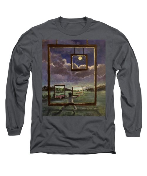 A World Of Visions Long Sleeve T-Shirt