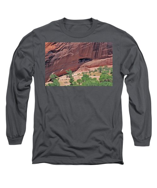 Abandonded Shelter Long Sleeve T-Shirt