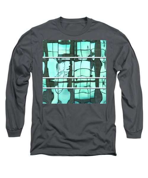 Abstritecture 36 Long Sleeve T-Shirt