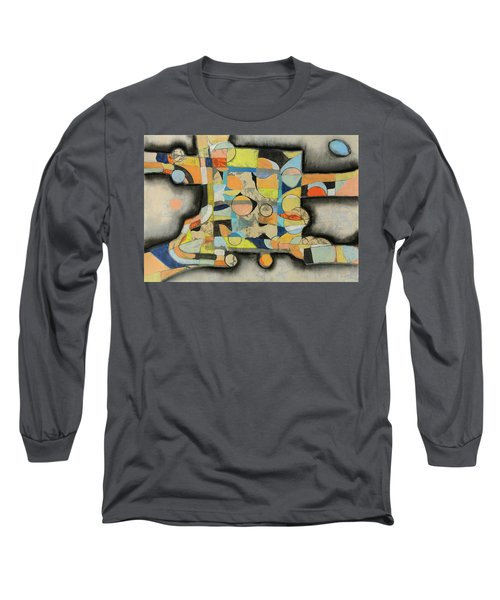 After The Beach Long Sleeve T-Shirt