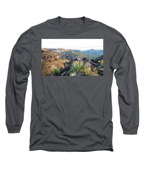 Agave Sunrise Long Sleeve T-Shirt