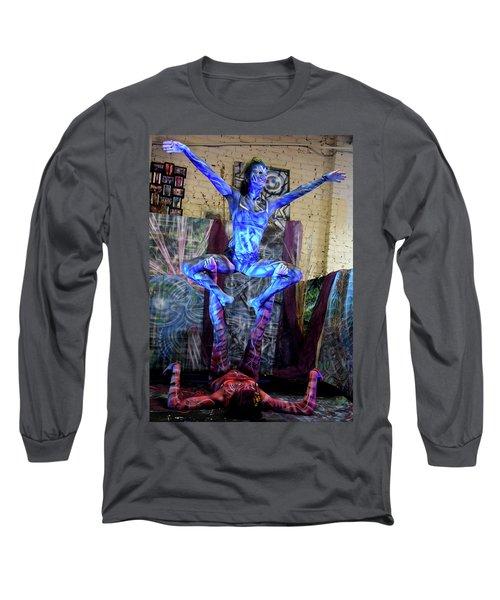 Aien Crane Long Sleeve T-Shirt