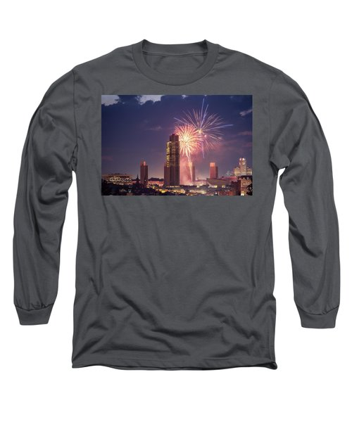 Albany Fireworks 2019 Long Sleeve T-Shirt