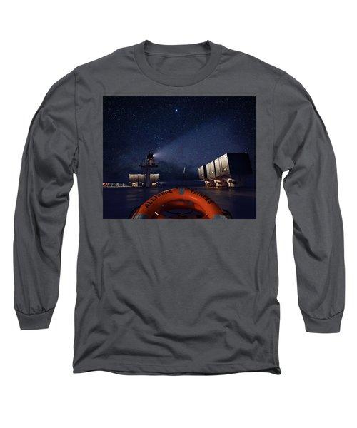 Alliance Fairfax Starry Night Long Sleeve T-Shirt