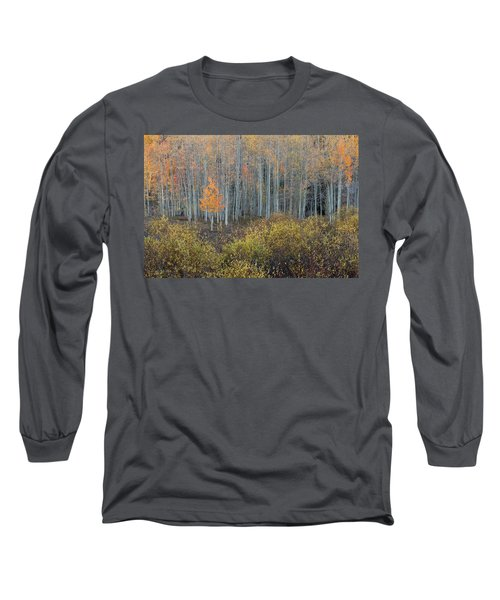Alone In The Crowd Long Sleeve T-Shirt