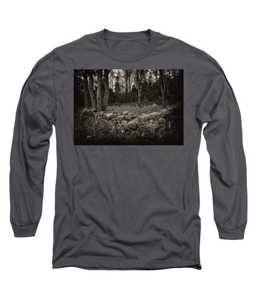 Alpine Benders Cemetery Long Sleeve T-Shirt