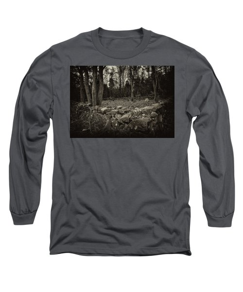 Alpine Benders Cemetery Long Sleeve T-Shirt