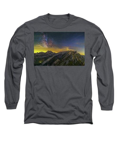Alpstein Nights Long Sleeve T-Shirt