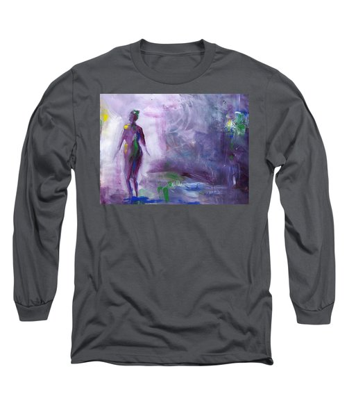 Always Searching Long Sleeve T-Shirt