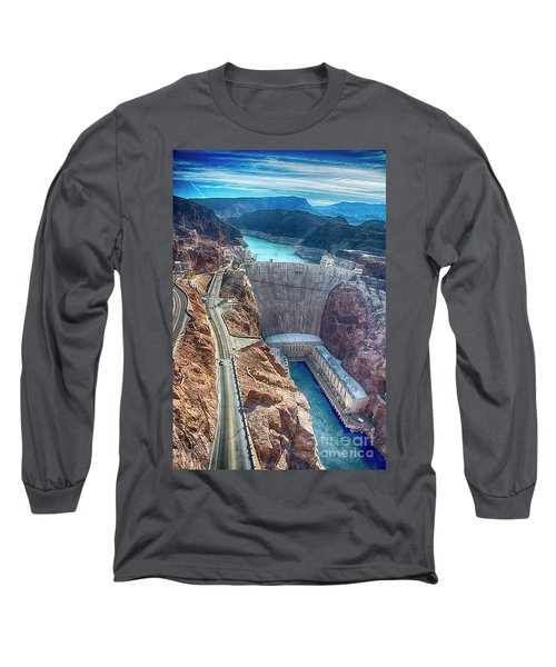 Amazing Hoover Dam Long Sleeve T-Shirt