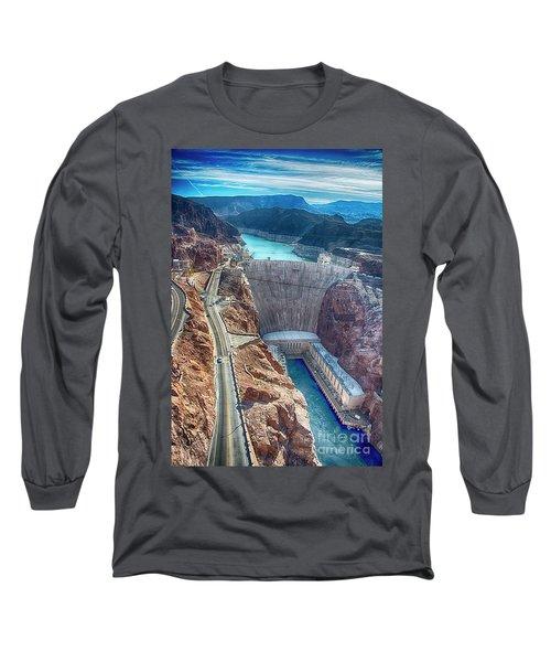 Amazing Hoover Dam Long Sleeve T-Shirt