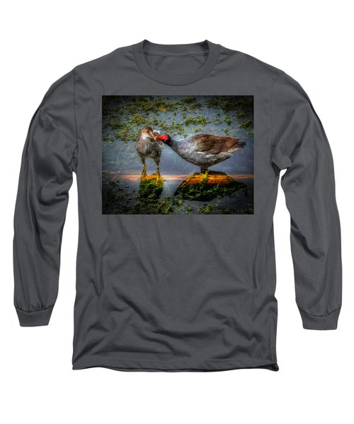 American Coot Long Sleeve T-Shirt