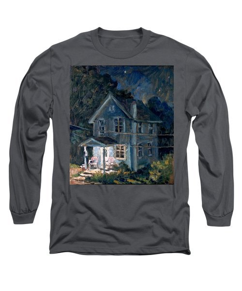 American Front Porch Nocturne Long Sleeve T-Shirt