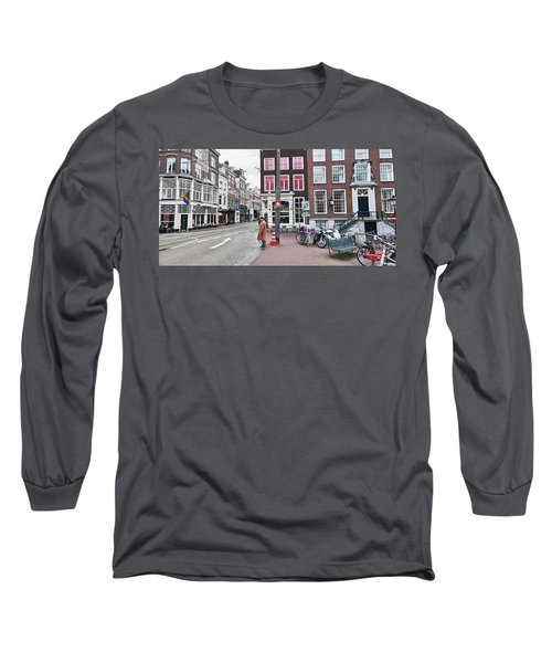 Amsterdam Pride Long Sleeve T-Shirt
