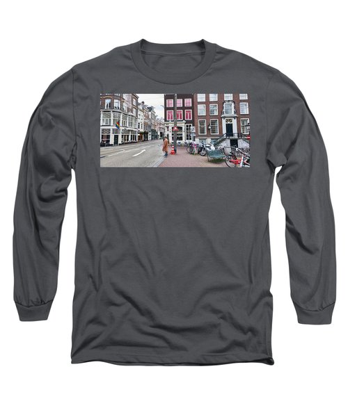 Amsterdam Pride Long Sleeve T-Shirt