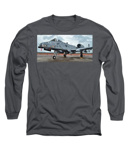 Amy's Warthog Long Sleeve T-Shirt