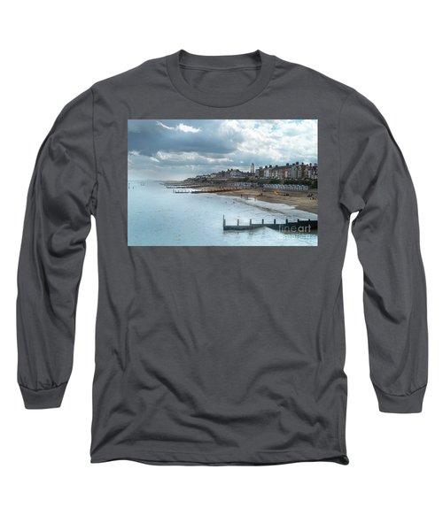 An English Beach Long Sleeve T-Shirt