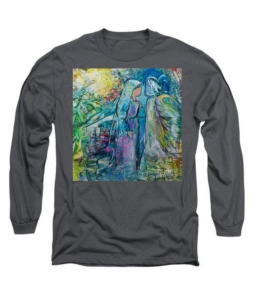 Angel Encounter Long Sleeve T-Shirt