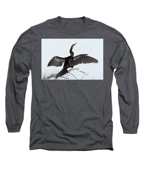 Anhinga Long Sleeve T-Shirt