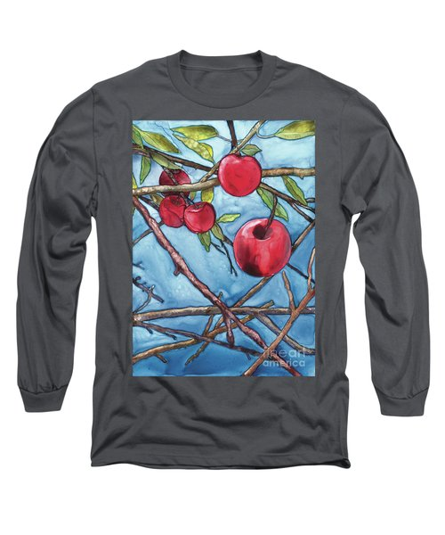 Apple Harvest Long Sleeve T-Shirt
