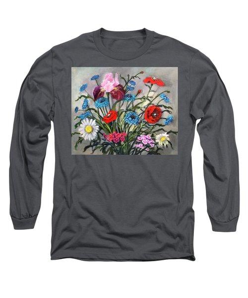 April, May, June Long Sleeve T-Shirt