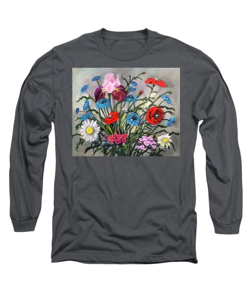 April, May, June Long Sleeve T-Shirt