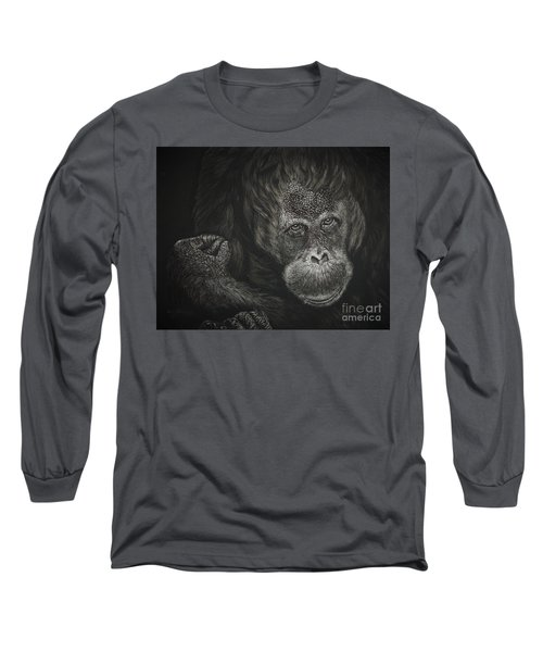 Are You Looking At Me Long Sleeve T-Shirt