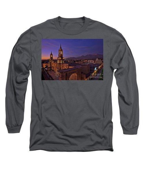 Arequipa Is Peru Best Kept Travel Secret Long Sleeve T-Shirt