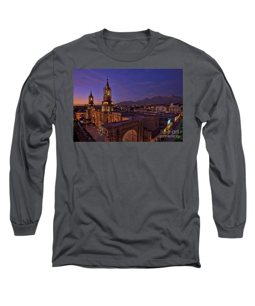Arequipa Is Peru Best Kept Travel Secret Long Sleeve T-Shirt