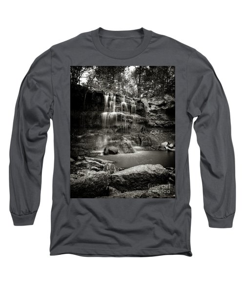 Rock Glen Falls Long Sleeve T-Shirt