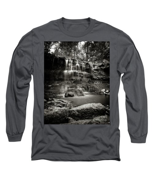 Rock Glen Falls Long Sleeve T-Shirt