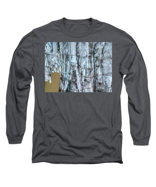 Artic Glacier Long Sleeve T-Shirt