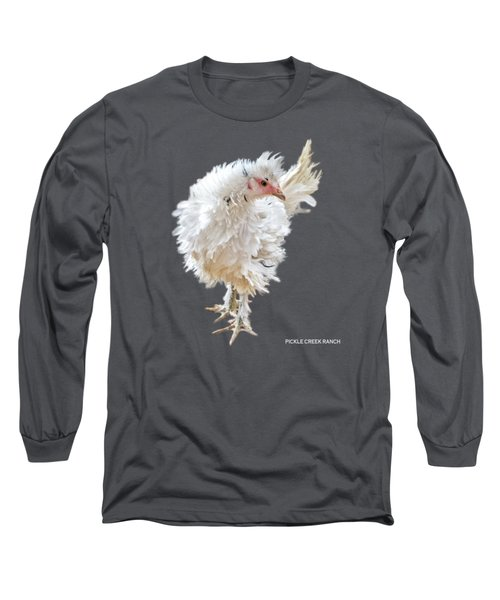 Frizzle Frazzle Long Sleeve T-Shirt