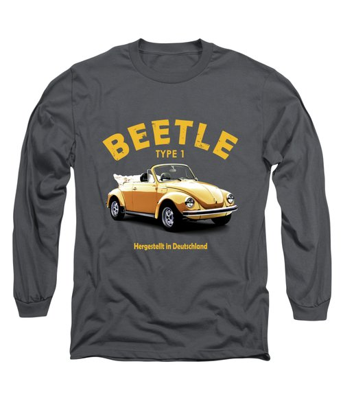 Vw Beetle 1972 Long Sleeve T-Shirt