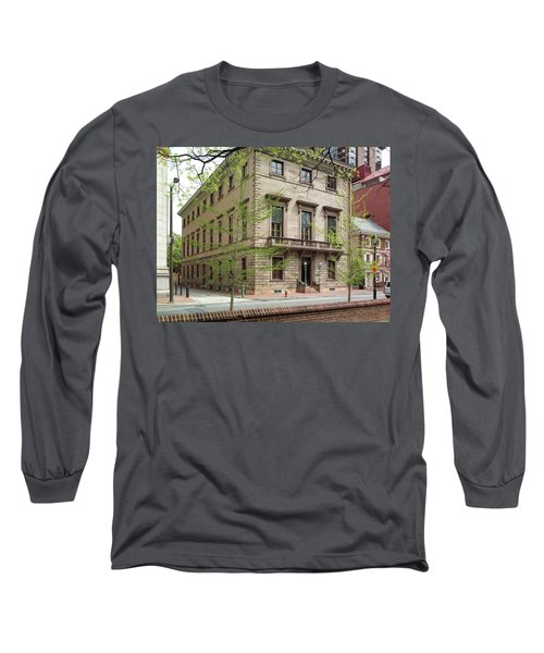 Athenaeum Exterior Long Sleeve T-Shirt