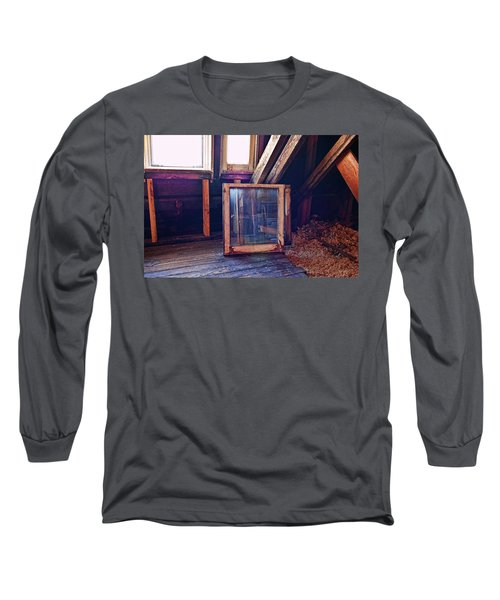 Attic #1 Long Sleeve T-Shirt