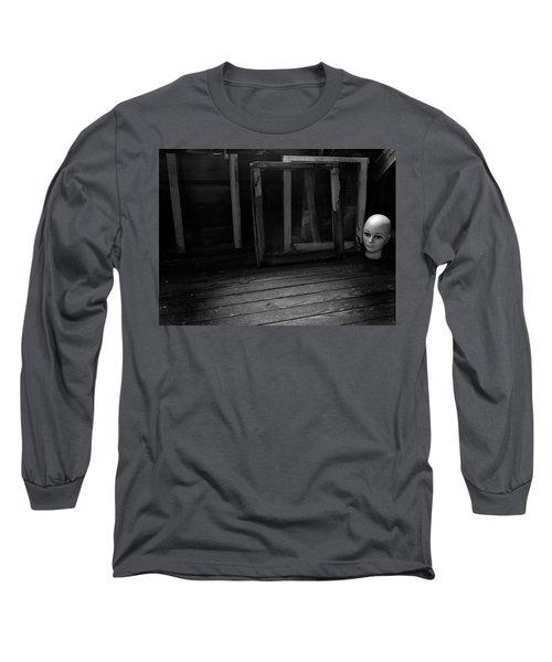 Attic #2 Long Sleeve T-Shirt
