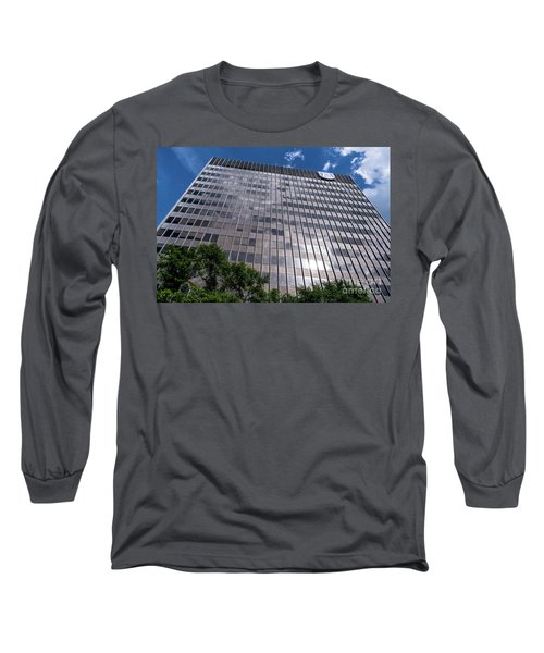 Augusta University Building 1 Long Sleeve T-Shirt