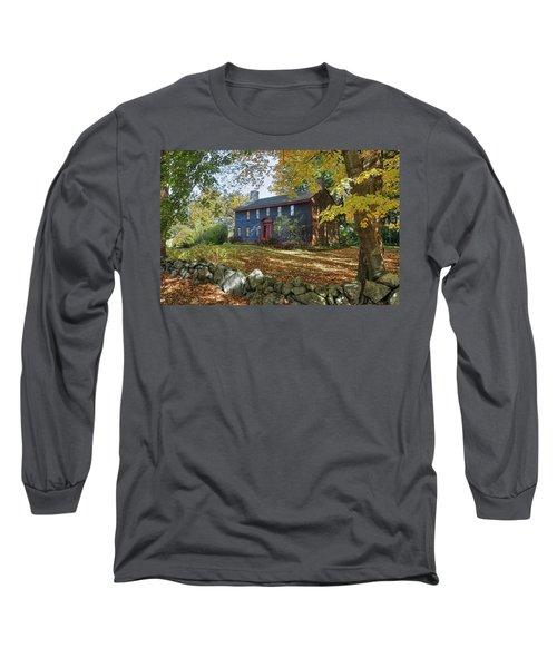 Autumn At Short House Long Sleeve T-Shirt