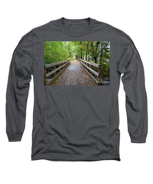 Autumn Bridge Long Sleeve T-Shirt